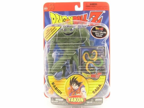Babidi Saga Dragonball Z Yakon Jakks