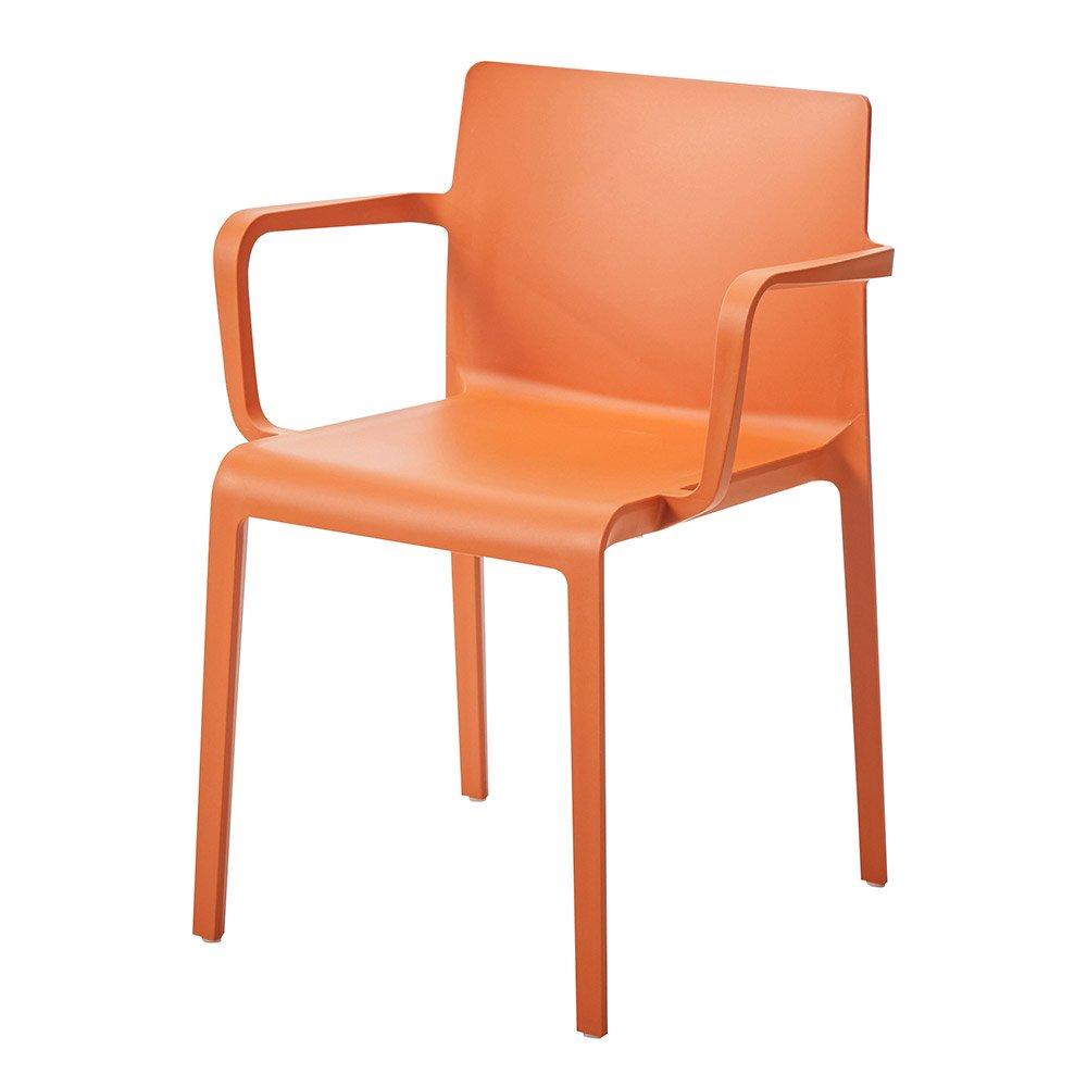 PEDRALI アームチェア ボルト イタリア製 オレンジ B07D8V66RXオレンジ