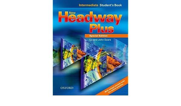 حل كتاب headway plus special edition