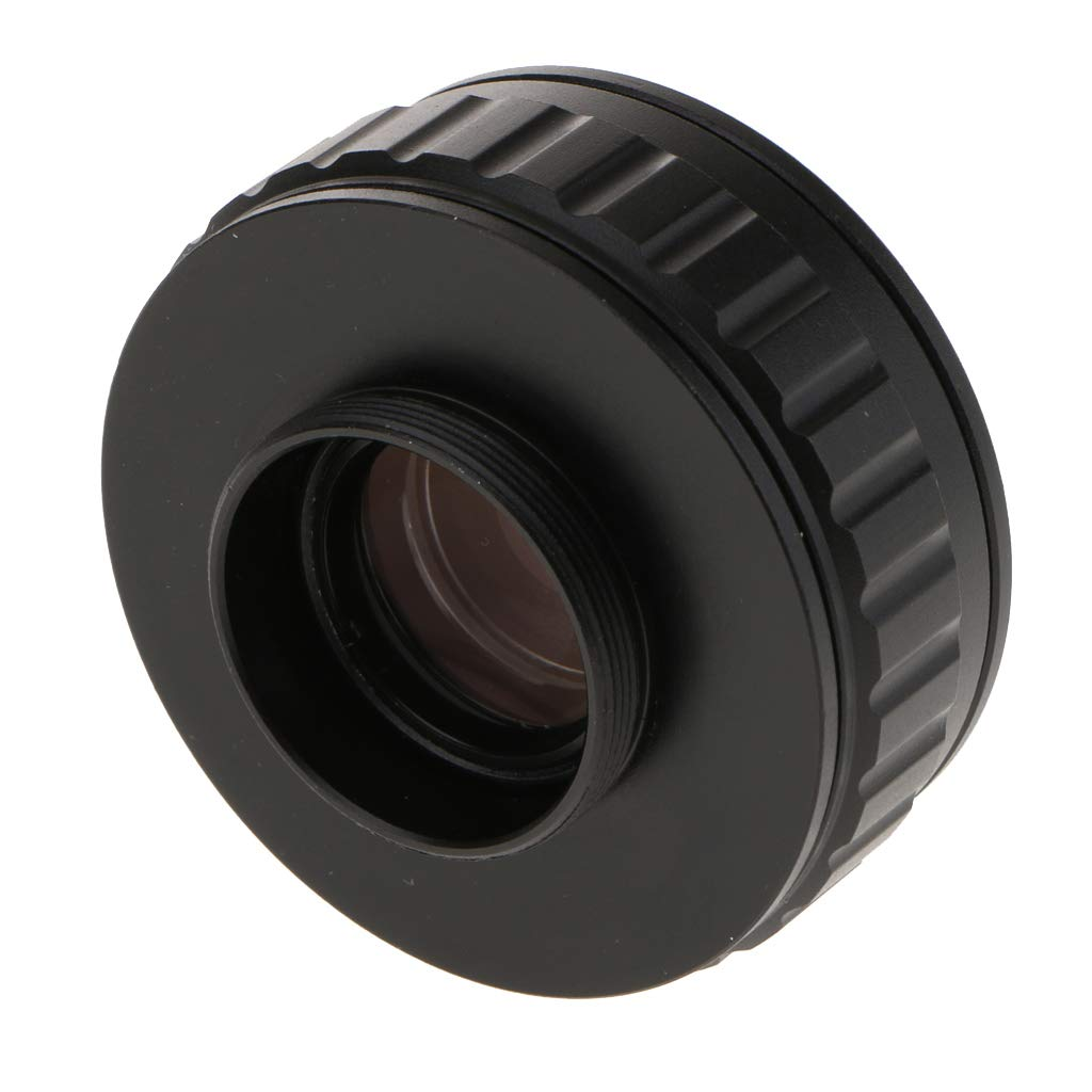 Baosity C-Mount Adapter CTV0.35 for Microscope Camera Universal