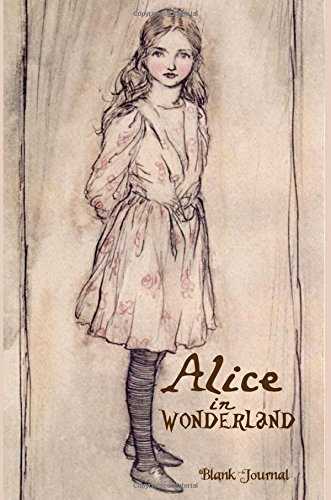 "Download Alice in Wonderland Journal for Girls: 5 mm Dot Grid Sketchbook for Creative Girls, Students, Teachers, Artists and Writers. 108 Pages Size 6"" Wide x 9"" High (Wonderland Cat Journals) (Volume 2) ebook"