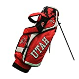 NCAA Utah Nassau Golf Stand Bag