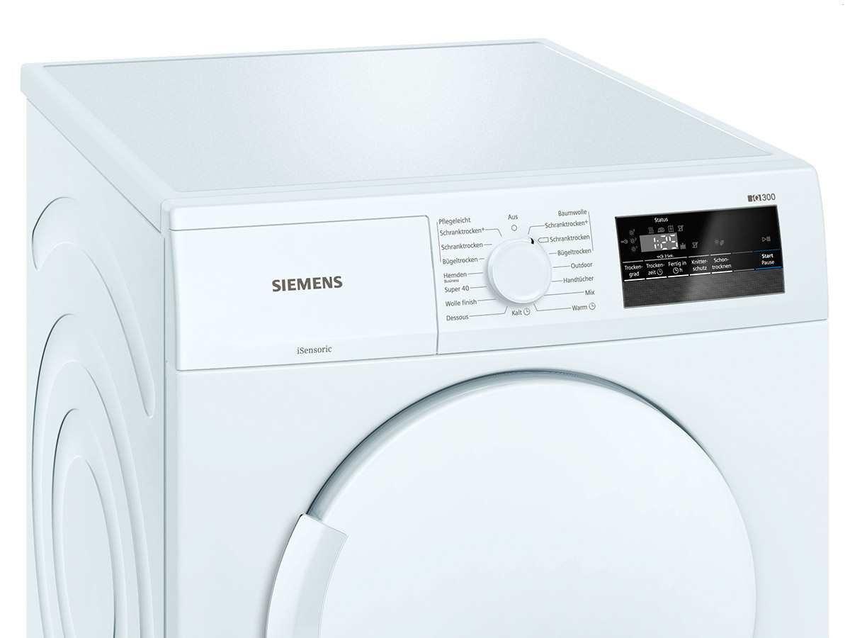 Siemens wt33a200 iq300 ablufttrockner c 7kg komfortverschluss