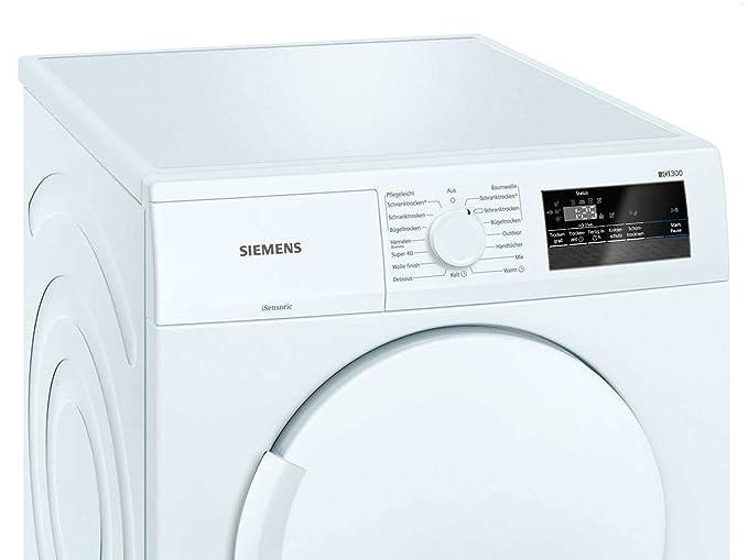 Siemens wt a iq ablufttrockner c kg