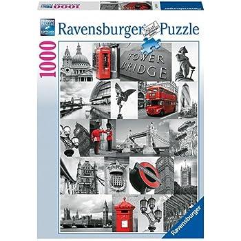 Ravensburger London Jigsaw Puzzle 1000 Piece Toys Games