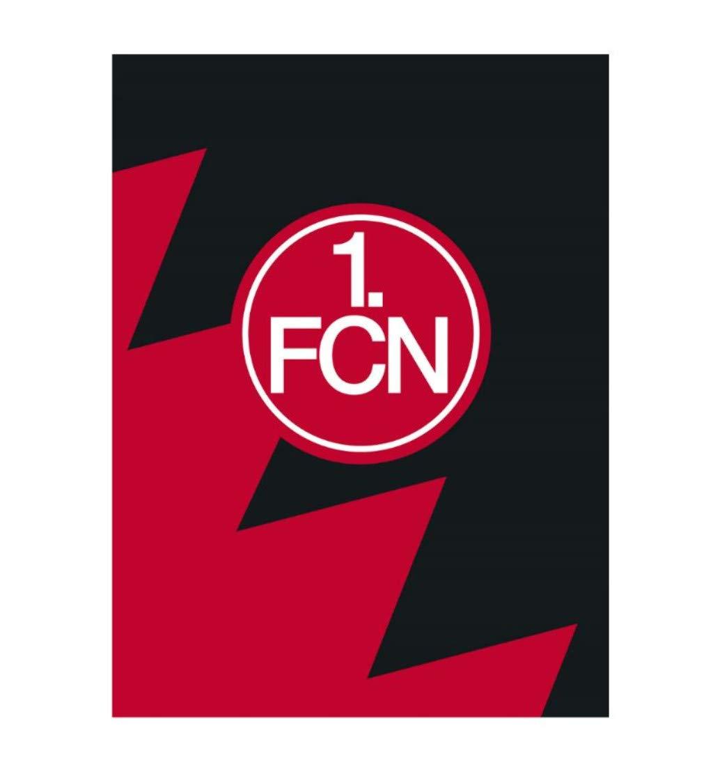 1. FC Nürnberg Coralfleecedecke Rechen Trade Con GmbH