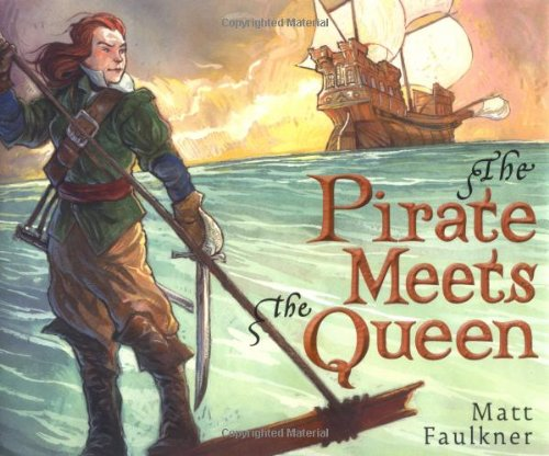 The Pirate Meets the Queen pdf
