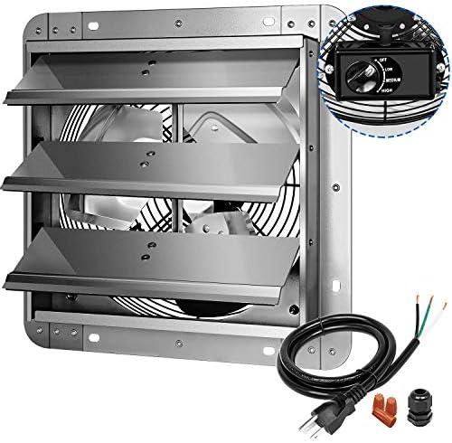 Tech Drive Super-Quiet 110 CFM, 1.0 Sone Bathroom Ventilation and Exhaust Fan 110CFM