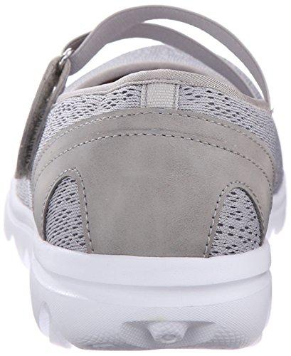 Propet TravelActiv Mary Jane Mujer Grande Fibra sintética Zapato