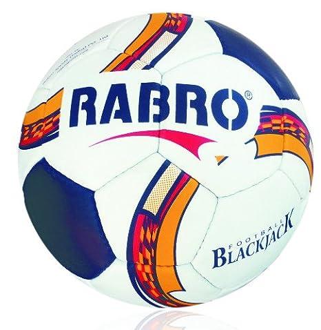 Rabro Black Jack Synthetic Balls-5