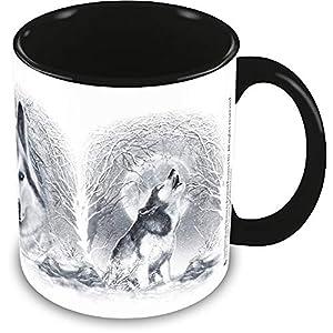 White Wolf - Ceramic Mug