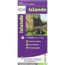 IGN #85111 ISLANDE - ICELAND