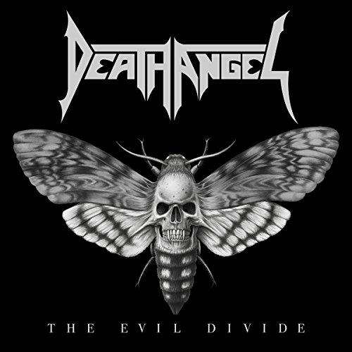 CD : Death Angel - The Evil Divide (CD)