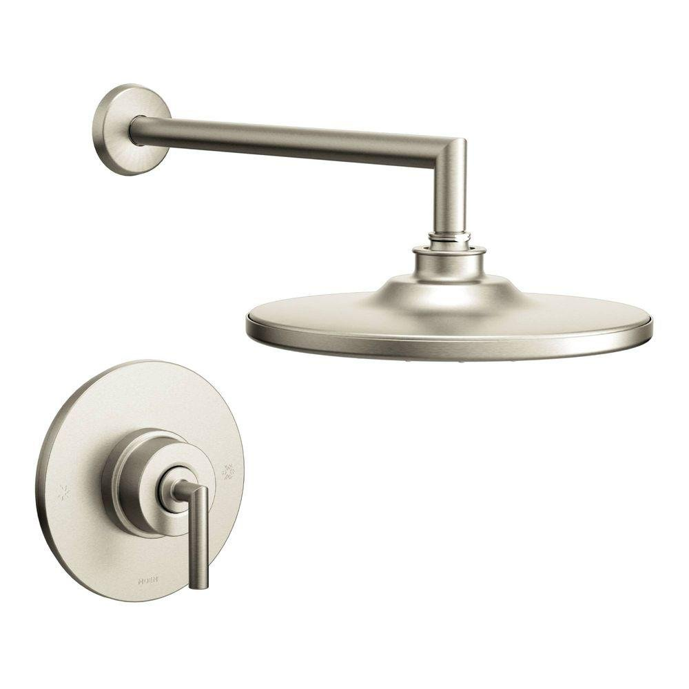 positemp and shower trim kit com eva valve nickel faucet popular brushed lowes faucets on ideas with at without shop moen