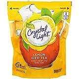 Crystal Light Ice Tea, Natural Lemon, 4.26 Oz