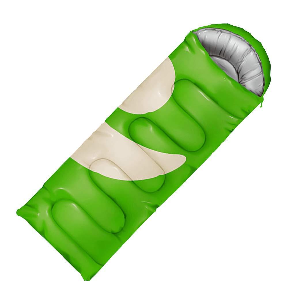 TOOMD Umschlag Schlafsack – Lightweight Portable, Compact Waterproof Warm and Comfort, mit Kompression Sack, Great For3-4 Season Reisen, Camping, Wandern, Backpacking Outdoor-Aktivitäten,A,2KG