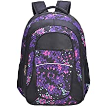 """Kids Backpack for boys, girls by Fenrici, 18"""", for Elementary School Students"""