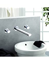 Ling All Copper Bathtub Faucet Cold And Hot Taps For Bathroom