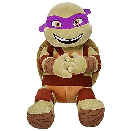 Amazon.com: Construir un oso Taller Donatello Teenage Mutant ...