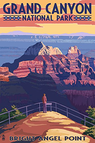 Grand Canyon National Park - Bright Angel Point