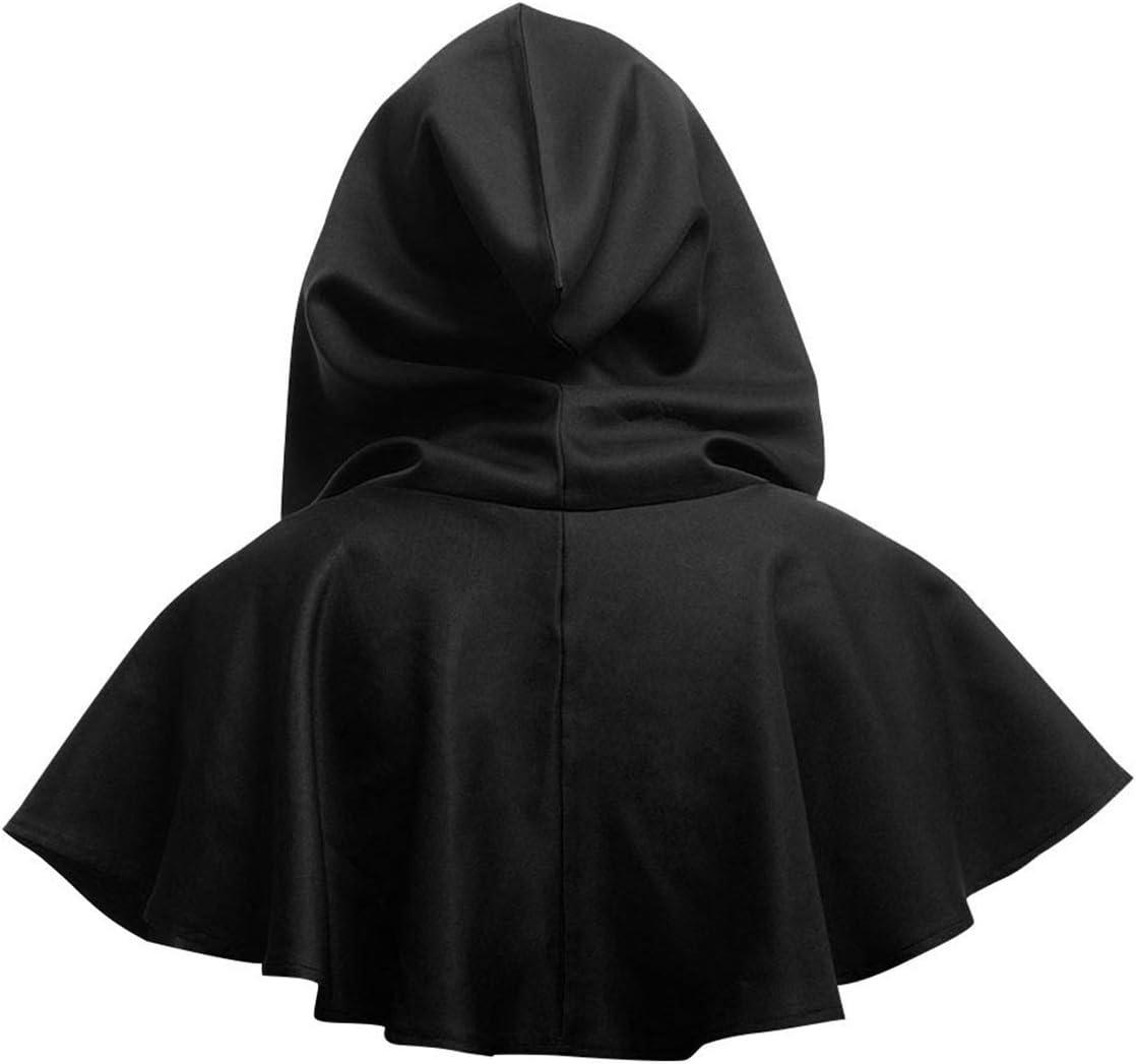 byou Capes dhalloween,Costume Cape Manteau Capuche Pleine Longueur pour Halloween Cosplay F/ête Costume