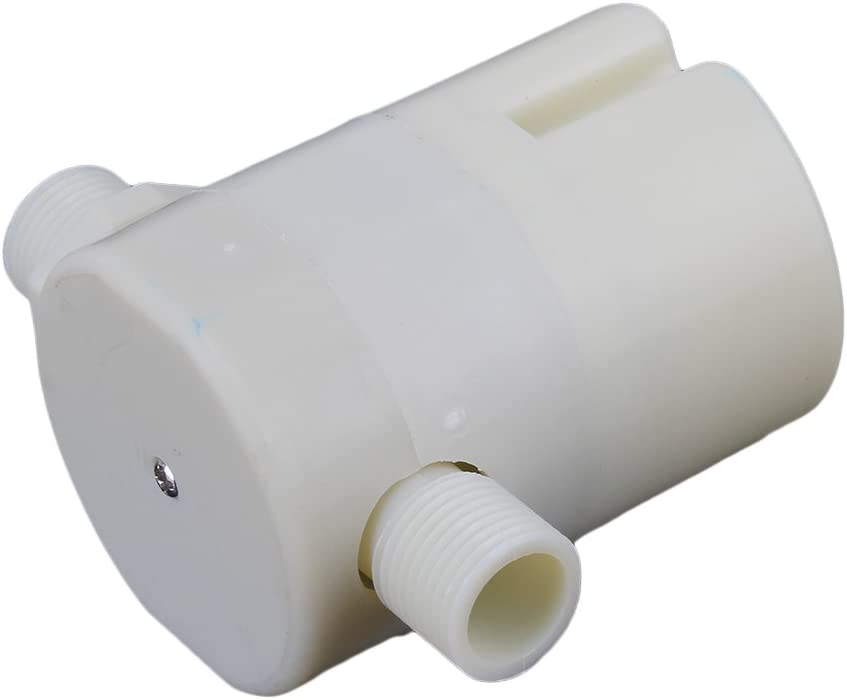 BQLZR 1,27 cm autom/ático del nivel del agua v/álvula de Control torre de agua de tanque de agua v/álvula de flotador
