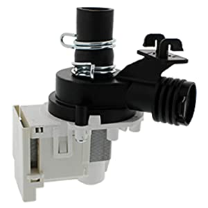 Edgewater Parts 154580301 Dishwasher Water Drain Pump Compatible With Frigidaire Dishwasher