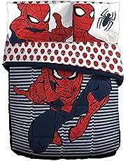 Mon Tex Mills Marvel Spiderman Twin/Double Comforter (1031TFCO950)