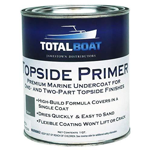 TotalBoat Topside Primer (Gray, Quart) ()