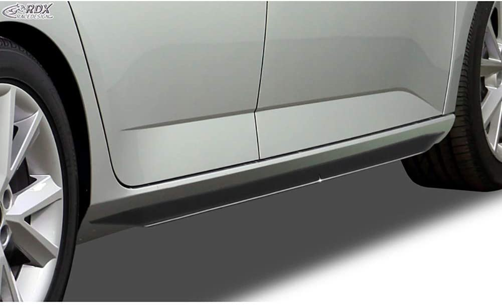 RDSL541B RDX Sideskirts Astra H Caravan // Estate Slim set for both sides black highgloss quantity 1 including T/ÜV approval
