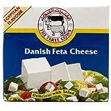 THE THREE COWS Puck Full Cream Feta Cheese, 500 g