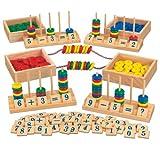 Lakeshore See & Solve Classroom Manipulative Kit