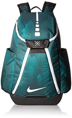 Nike Hoops Elite Max Air Team 2.0 Graphic Backpack Vintage Green