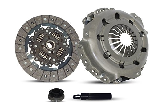 Clutch Kit Works With Saturn Sc1 Sc2 Sl Sl1 Sl2 Sw2 Base Sedan 4-Door Coupe 3-Door 2000-2002 1.9L 116Cu. In. l4 GAS DOHC SOHC Naturally Aspirated