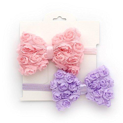 Rose Bow - 8