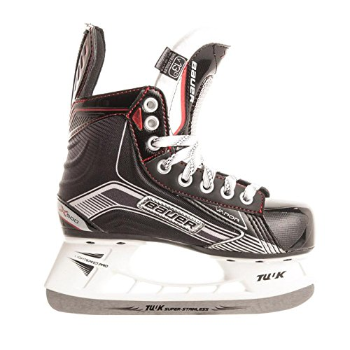 Bauer Vapor X500 Youth Ice Hockey Skates, 11.0 EE