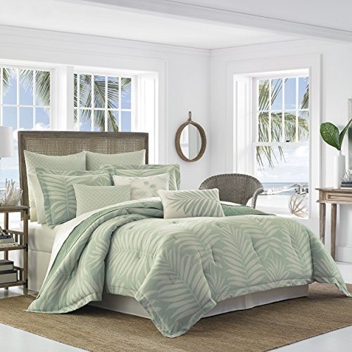 Tommy Bahama Abacos Comforter Set, Cal King, Lt-Pastel for sale  Delivered anywhere in Canada