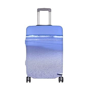 Amazon.com: Funda protectora para maleta de viaje, diseño de ...