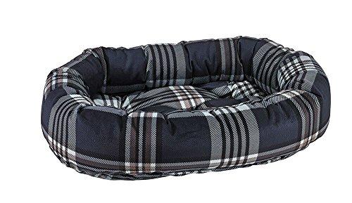 Bowsers Donut Bed, Large, Greystone - Greystone Finish
