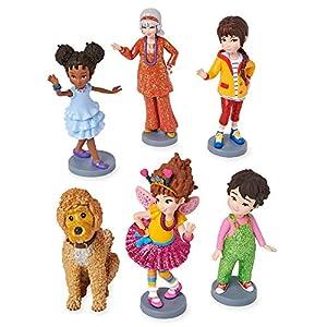 Disney Fancy Nancy Figurine Playset