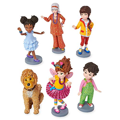 Disney Fancy Nancy Figurine Playset ()