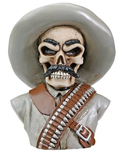 Pancho - Collectible Figurine Statue Sculpture Figure Skeleton Model]()