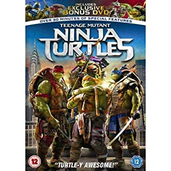 NINJA TURTLES -TEENAGE MUTANT: Amazon.es: Cine y Series TV