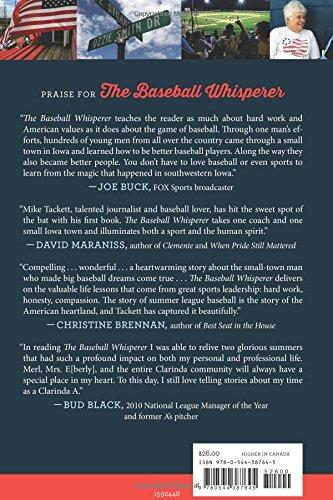 The Baseball Whisperer: A Small-Town Coach Who Shaped Big League Dreams