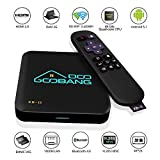 2017 Newest Model GooBang Doo XB-II Android 5.1 TV Box with 1000M LAN 16GB ROM, Unique GooBang ...