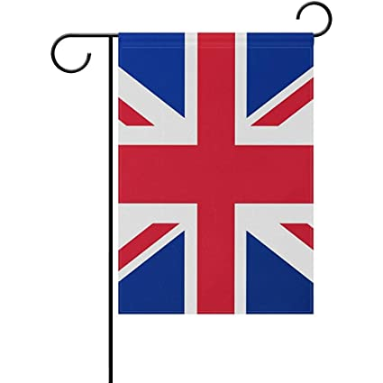 Amazon com : Staroind England GB Flag Double-Sided Printed