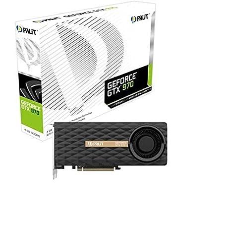 Amazon.com: Palit NVIDIA GeForce GTX 970 – Tarjeta gráfica ...