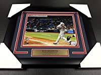 DAVID ORTIZ 500 500TH HOMERUN HR BOSTON RED SOX 8x10 PHOTO FRAMED