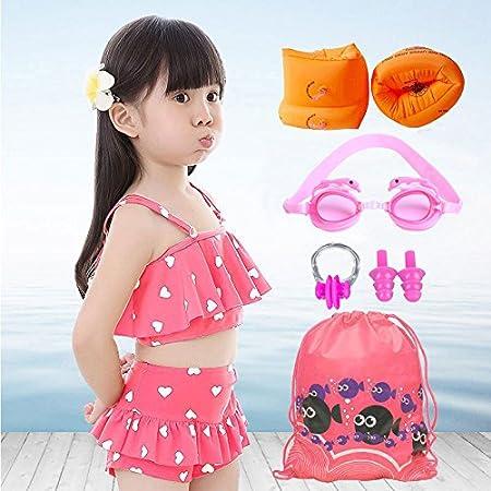 f5c5ffa832f ZHANGYONG Children swimming costume girls girls swimsuit baby boy bikini  kit baby split small children swimming trunks