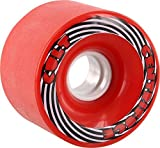 Cult Centrifuge SG 71mm 83a Red Longboard Wheels (Set of 4)